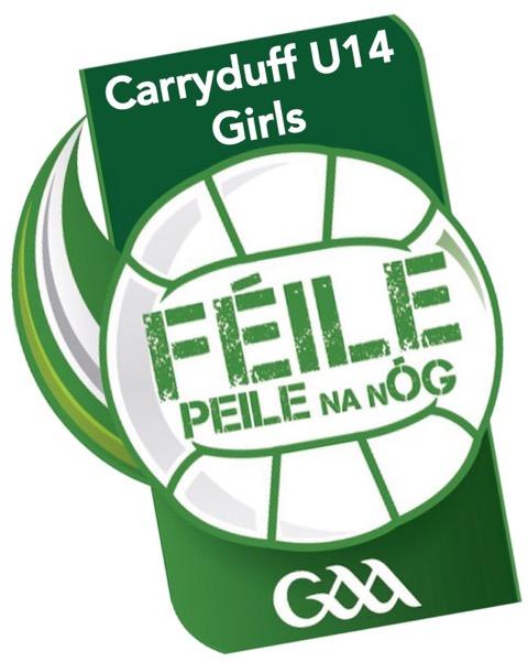Donate to Carryduff U14 Girls Féile