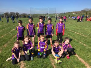 Carryduff u10.5 East Down Blitz match report