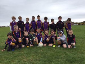 Under 8.5 blitz @ Ardglass GAC 22/4/17