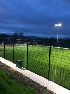 New 3G Area