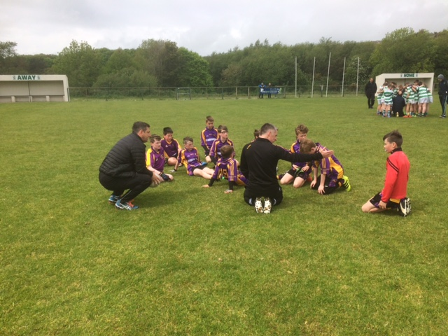 Mixed fortunes for the Carryduff U12s