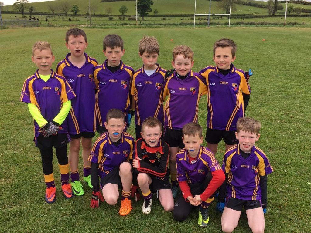 East Down Blitz – 10.5 Boys Football