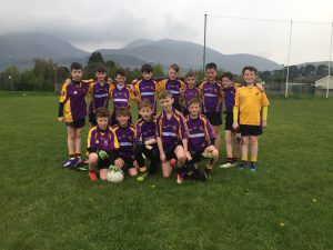 U12 Boys 30th April 2017