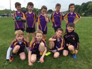 Under 8.5 East Down Blitz – Drumaness GAC -27.5.17