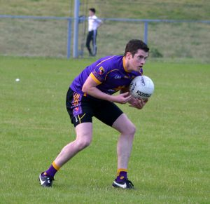 Carryduff – v – Darragh Cross  15 June 2017
