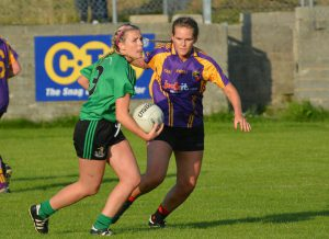 Carryduff Ladies Secure 2nd Senior League Title in a Row