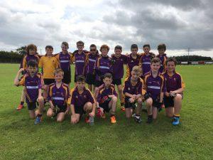 U12 Boys Edge Thriller in Loughinisland