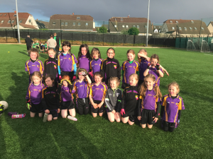 Under 8 Girls – Match Update