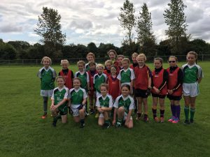 U10 Girls – Teconnaught Blitz