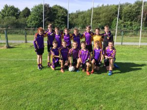 Carryduff U12 boys report RGU Tournament