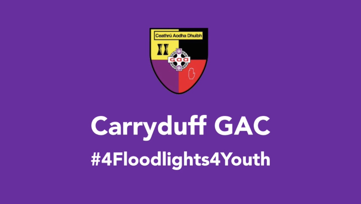 Aviva Community fund 4Floodlights4Youth