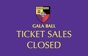 Gala Ball Update