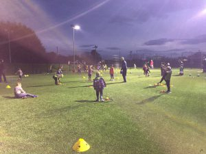 P2/P3 Autumn Football Academy