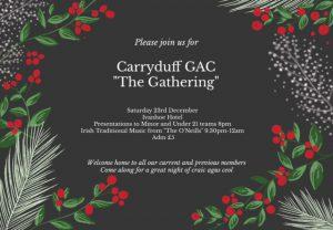 Christmas Gathering !!