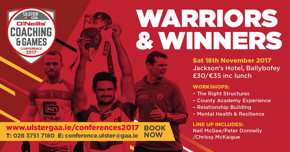 Coaching Conference for 2017