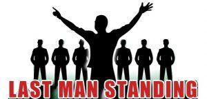 League last man standing !!