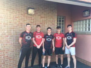 Carryduff representation on Down U20 Squad