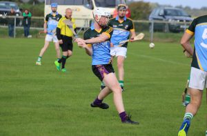 Minor Hurlers loose out to Ballygalget