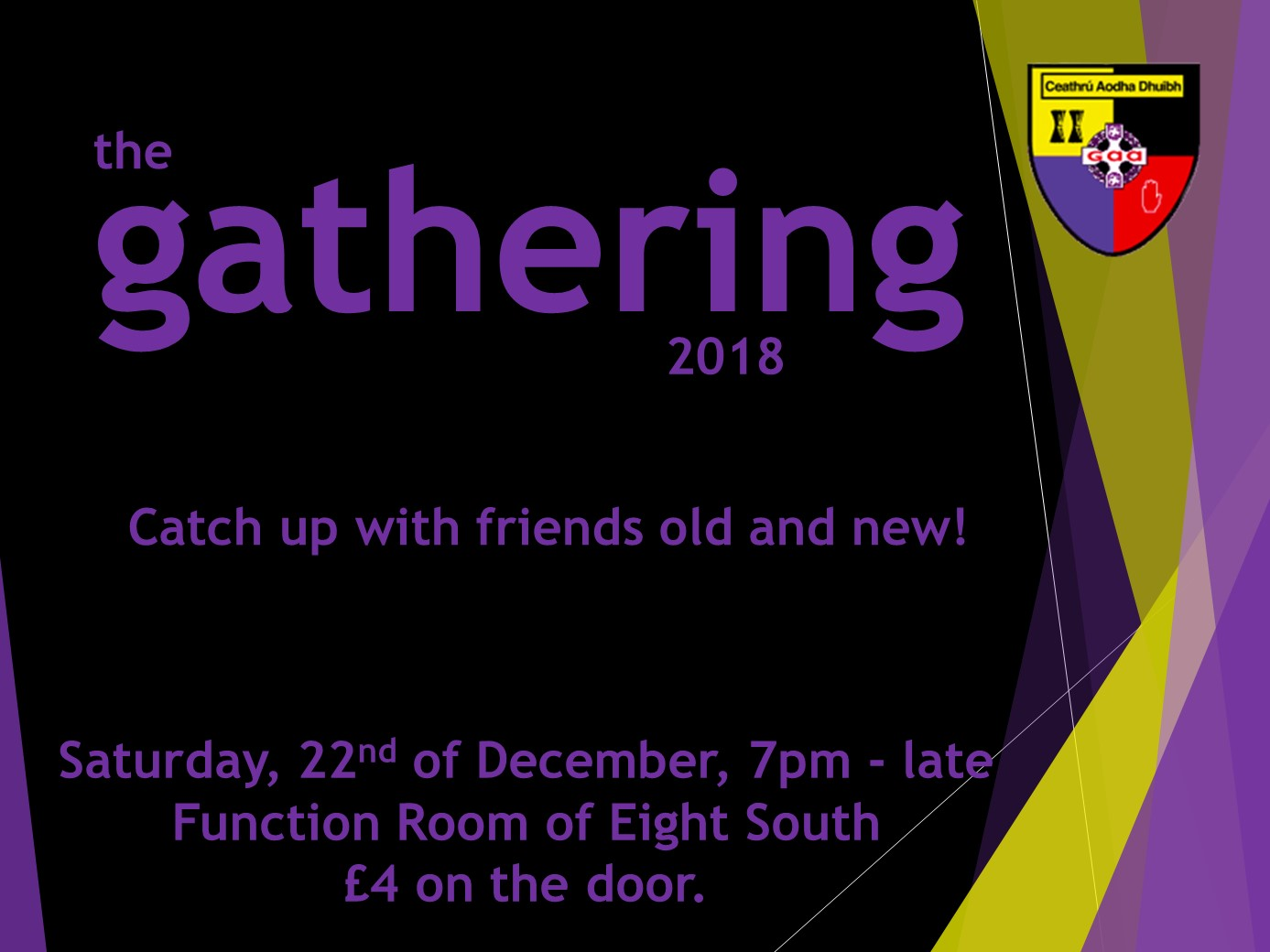Christmas Gathering 2018
