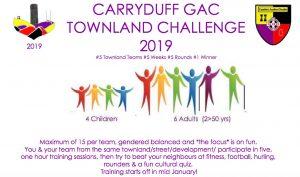 Townland challenge 2019