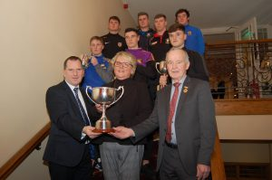 2018/19 Bank of Ireland Paddy McLarnon U21 Club Champions