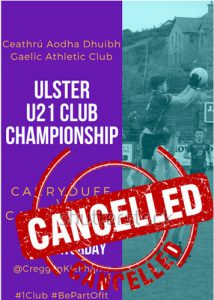**match cancelled **