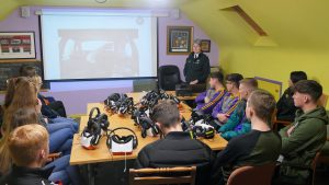 Minor's get a safety awareness course from local services .