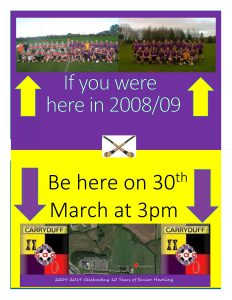 Celebrating 10 years of senior hurling