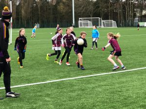 U10 Girls travel to Cherryvale