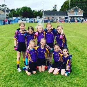 Carryduff U10 Girls – Ulster Development Blitz – Fr Rocks Cookstown – Saturday 22nd June