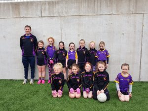 u8 girls travelled to Laochra Loch Lao