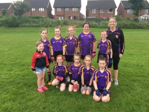 Carryduff U10 Girls – Belfast Go Games Blitz – St Pats Lisburn – Saturday 29th June