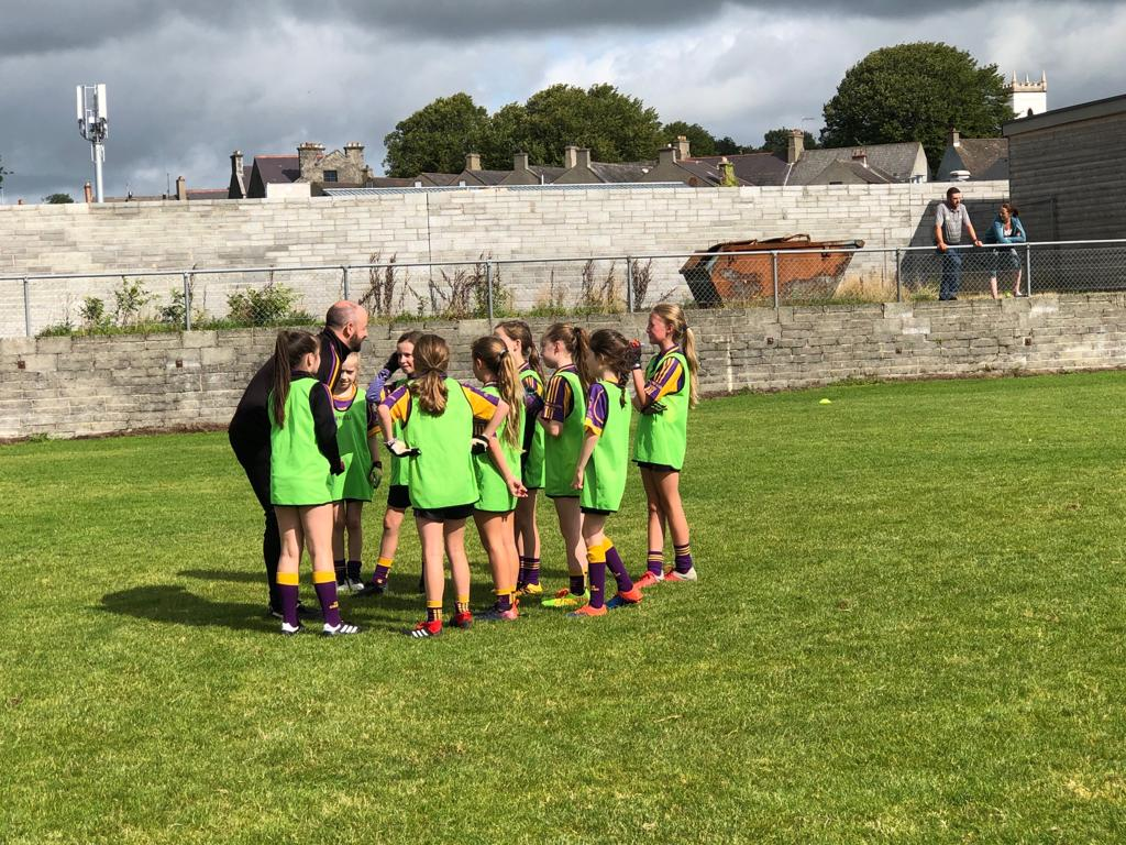Carryduff U10 Girls – Mini Blitz – Castlewellan – Saturday 17th August