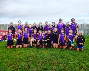 U10 Girls – St Enda's Go Games