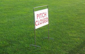 Pitch closure