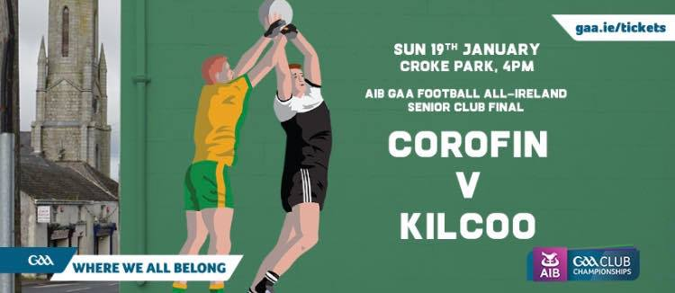 The very best of luck to Kilcoo !!